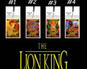 The Lion King Set of 12 VIP Party Invitation Passes or Party Favors