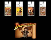 Lego Indiana Jones Set of 12 VIP Party Invitation Passes or Party Favors