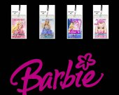 Barbie Set of 12 VIP Party Invitation Passes or Party Favors