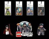Lego Harry Potter Set of 12 VIP Party Invitation Passes or Party Favors