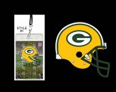 Green Bay Packers Set of 12 VIP Party Invitations or Party Favors