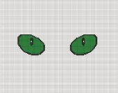Cats Eyes Crochet Pattern Afghan Graph E-mailed.PDF #130