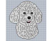 Brichon Frise Crochet Pattern Afghan Graph E-mailed.pdf #105