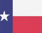 Texas Flag Crochet Pattern Afghan Graph E-mailed.pdf #638