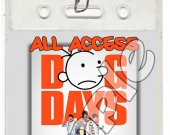 Diary of a Wimpy Kid: Dog Days Set of 12 VIP Party Invitation Passes or Party Favors