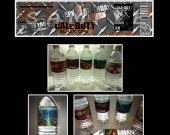 Call of Duty Black Ops Set of 15 Water Bottle Labels - Make Great Party Favors