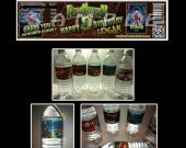 Paranorman Set of 15 Water Bottle Labels - Make Great Party Favors