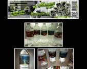 Frankenweenie Set of 15 Water Bottle Labels - Make Great Party Favors