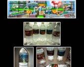 Skylanders Cloud Patrol Set of 15 Water Bottle Labels - Make Great Party Favors