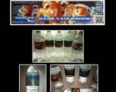 Ice Age Set of 15 Water Bottle Labels - Make Great Party Favors - Style 2