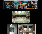 Hotel Transylvania Set of 15 Water Bottle Labels - Make Great Party Favors