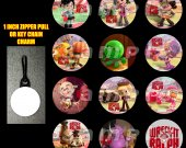 Wreck-It Ralph Set of 12 Zipper Pulls Make Great Party Favors Page 2