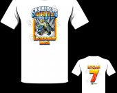 Skylanders Giants Legendary Bash Personalized T-Shirt