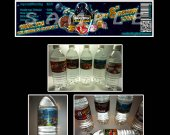 Angry Birds Star Wars Set of 15 Water Bottle Labels - Make Great Party Favors
