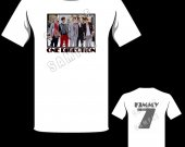One Direction Personalized T-Shirt - Design 9