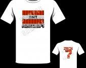 Minecraft TNT Personalized T-Shirt