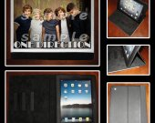 One Direction Leather iPad Case - Fits iPad 2, 3 and 4 - Style #4