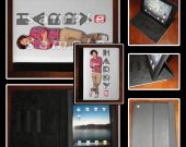 One Direction Harry Leather iPad Case - Fits iPad 2, 3 and 4