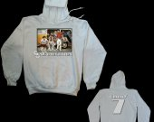 One Direction Hooded Pullover Sweatshirt - Design #8
