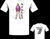 One Direction Niall Personalized T-Shirt - Design 2