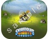Skylanders Giants Mouse Pad - Design 3