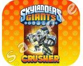 Skylanders Giants Crusher Mouse Pad