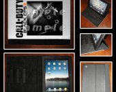 Call of Duty Black Ops 2 Leather iPad Case - Fits iPad 2, 3 and 4 - Design 2