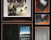 Call of Duty Black Ops 2 Leather iPad Case - Fits iPad 2, 3 and 4 - Design 3