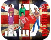 One Direction Personalized Mousepad