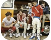 One Direction Personalized Mousepad #3