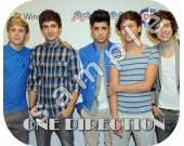 One Direction Personalized Mousepad #4