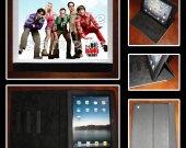 Big Bang Theory iPad Mini Leather Cover - Design 1