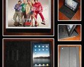Big Bang Theory iPad Mini Leather Cover - Design 2
