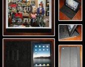 Big Bang Theory iPad Mini Leather Cover - Design 4