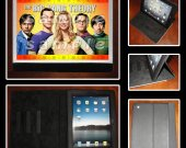 Big Bang Theory iPad Mini Leather Cover - Design 5