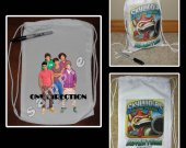 One Direction Mini Drawstring Sport Pack-Great Party Favors-Style 3