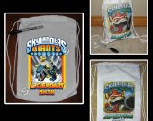 Skylanders Giants Legendary Bash Mini Drawstring Sport Pack - Great Party Favors