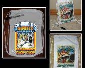 Skylanders Giants Legendary Chop Chop Mini Drawstring Sport Pack - Great Party Favors