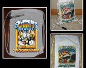 Skylanders Giants Legendary Trigger Happy Mini Drawstring Sport Pack - Great Party Favors