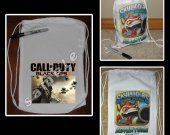 Call of Duty Black Ops 2 Mini Drawstring Sport Pack - Party Favors - Design 1