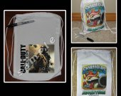 Call of Duty Black Ops 2 Mini Drawstring Sport Pack - Party Favors - Design 4