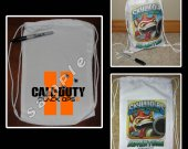 Call of Duty Black Ops 2 Mini Drawstring Sport Pack - Party Favors - Design 6