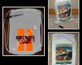 Call of Duty Black Ops 2 Zombies Mini Drawstring Sport Pack - Party Favors - Design 1