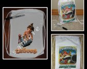 The Croods Mini Drawstring Sport Pack - Make Great Party Favors - Style 2