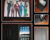 One Direction iPad Mini Leather Cover - Style 1