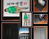 One Direction Liam iPad Mini Leather Cover