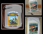 Skylanders Giants Pop Fizz Mini Drawstring Sport Pack - Great Party Favor Bags