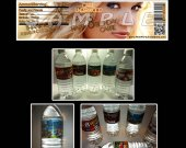 Carrie Underwood Set of 15 Water Bottle Labels - Make Great Party Favors - Style 3
