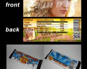 Carrie Underwood Set of 12 Candy Bar Wrappers - Make Great Party Favors - Style 3
