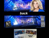 Carrie Underwood Set of 12 Goodie Bag Toppers - Style 5